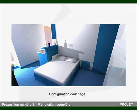 Rénovation d'un petit studio (Diapo 1 aménagement petites