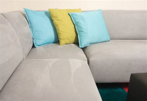 cleaning microsuede sofa how to clean a microfiber suede sofa yahoo news