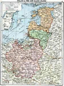 Baltic States Map by 576 Baltic Ifs And Polish Buts Big Think
