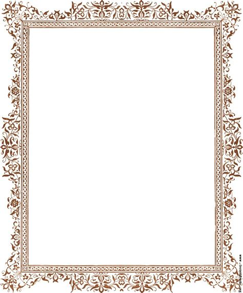 design frame photo frames design clipart best