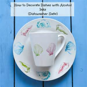 Craft Mugs To Decorate Diy Dishwasher Safe Decorating Plates And Mugs Sharpies