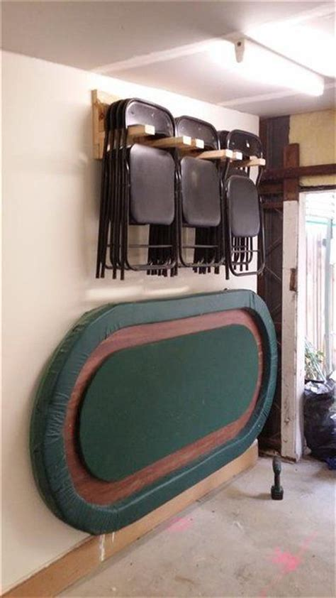 storing sofa in garage 25 best ideas about metal folding chairs on pinterest