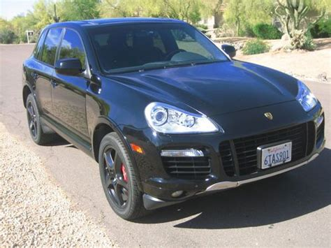 purchase   porsche cayenne turbo  sport utility