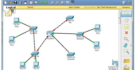 tutorial cisco packet tracer 6 1 cisco packet tracer lab tutorial packet tracer 7 6 1 3