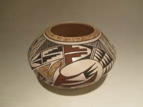 hopi pottery by maynard amp veronica navasie two grey hills
