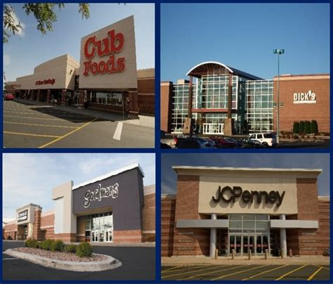 leasing tamarack woodbury shopping center
