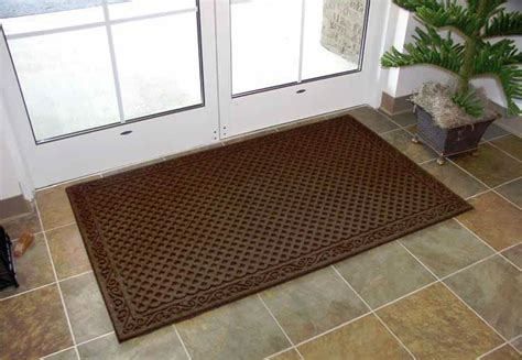 Entry Door Mats For Doors Durable Elite Entry Door Mats With Carpet Surface And