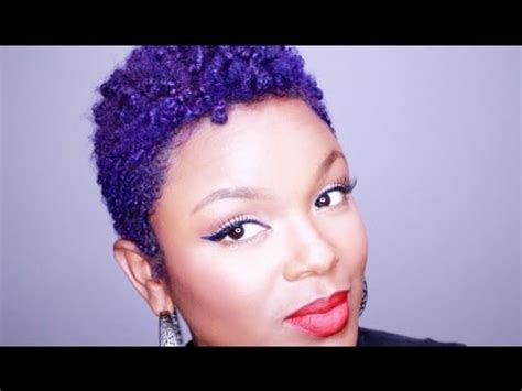 my natural hair rollercoaster | styles & colors