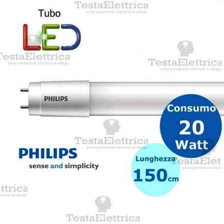 Lu Neon Led Philips tubo a led 150 cm 20 watt philips