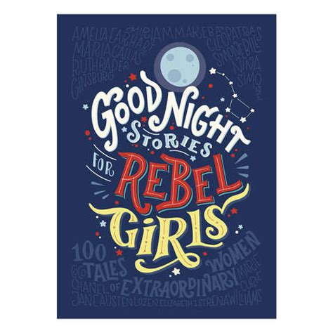 good night stories for rebel girls book kmart
