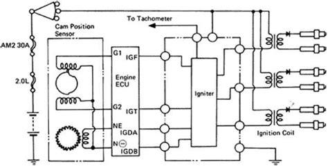igniter wiring diagram toyota 2 toyota igniter