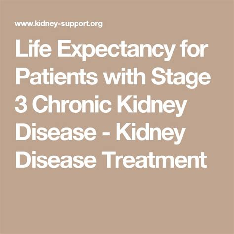 kidney failure expectancy 1000 ideas about kidney disease stages on chronic kidney disease kidney