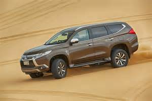 Mitsubishi Pajero Mitsubishi Pajero Sport Update Coming In July Adds Seven