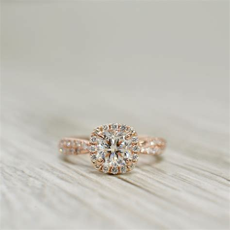 pave engagement ring true pav 233 engagement rings