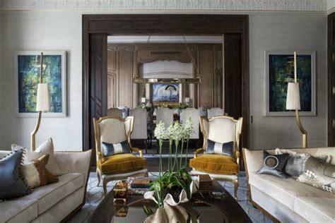 sophisticated apartment  paris luxury topics luxury