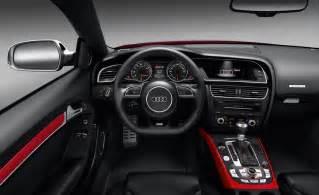 Audi Interiors Car And Driver