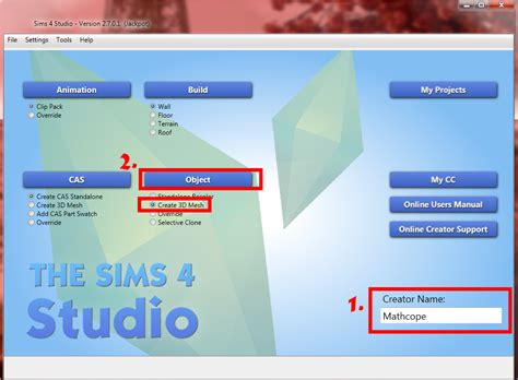 how to use studio 4 how to make a coffee table i sims 4 studio