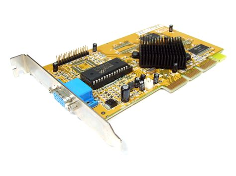 Vga Card Pixelview Prolink Nvidia Riva Tnt2 M64 Vga Agp Graphics Card