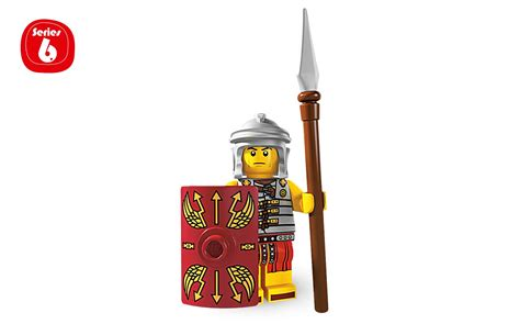 Murah Lego Minifigure Series 6 Soldier lego soldier 1 x series 6 minifigure 8827 brand new sealed more available ebay