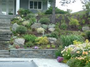 hillside landscaping pictures and ideas