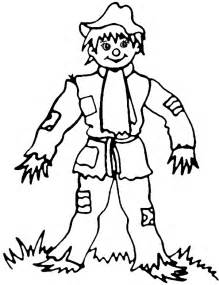 print out coloring pages scarecrow coloring page free printable coloring pages