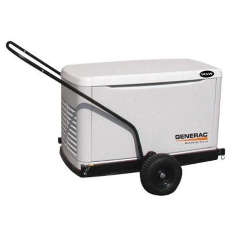 generac transport cart for air cooled generator 5685 the