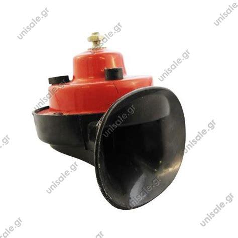 Hella Tone Horn Set 12v τενορακια hella air horn set 12v dual tone cars trucks