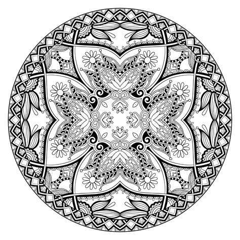 mandala coloring pages advanced level mandala coloring pages advanced level printable coloring