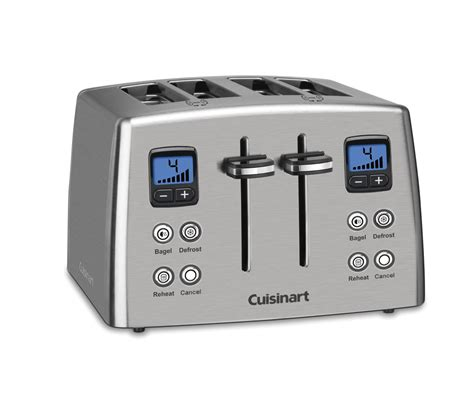 Toaster Reviews Cuisinart Cpt 435 Cpt 415 Toaster Review