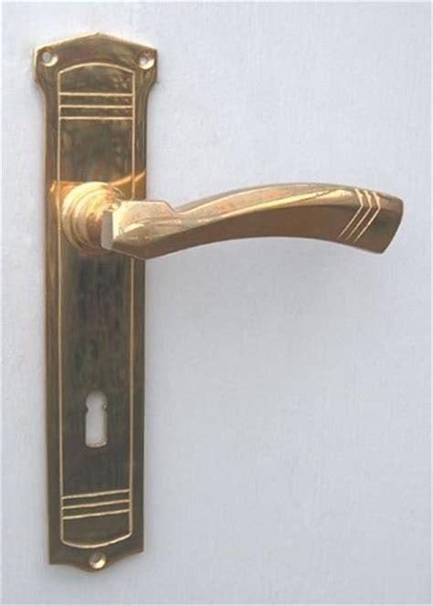 Interior Door Fitting 187 Interior Door Fitting Lines 171 Replicata Material Brass Replikate