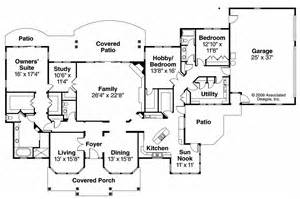 Florida Home Floor Plans florida house plan cloverdale 30 682 floor plan