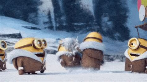 wallpaper gif minions snowball gif snowball minions discover share gifs