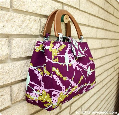 Handmade Fabric Bags Patterns - bags the and patterns on