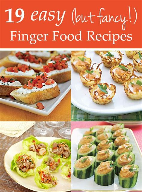 finger foods easy but fancy finger foods cherry tomatoes recipes