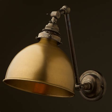 Adjustable Wall Sconce Bronze Adjustable Arm Wall Sconce Shade