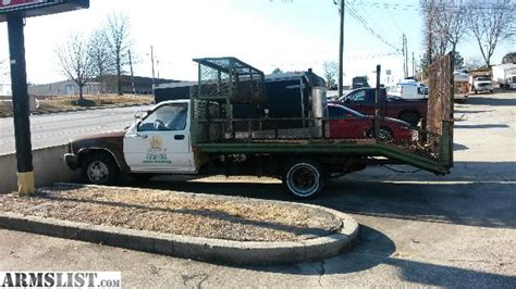 Landscape Truck Beds For Sale by For Sale 89 Toyota Landscape Truck