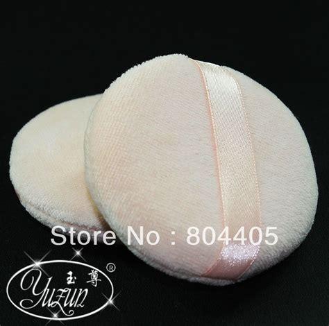 Jeinepin Cotton Puff Powder cotton baby powder puff makeup sponge puff velvet cosmetic powder puff 20pcs lot
