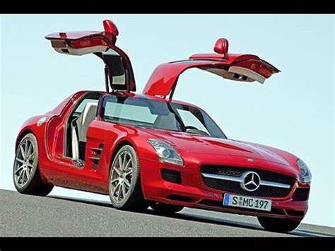 New Gullwing Mercedes by New Gullwing Mercedes Sls Amg Worlds Premiere