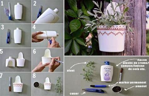home decoration material diy ideas and projects to recycle plastic bottles