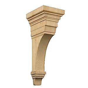 Simple Wood Corbels Wood Corbels Arts And Crafts