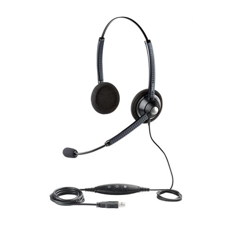 Headset Jabra wired headset jabra biz 1900 usb duo