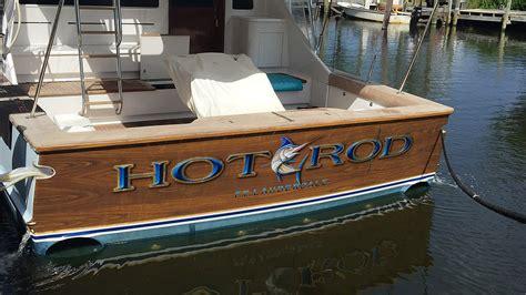 boat transom design hot rod ft lauderdale boat transom boats transom