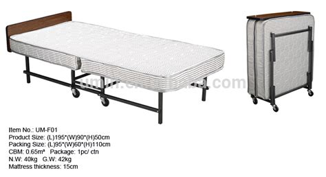 extra bed used hotel furniture folding extra bed for sale buy folding bed for sale used hotel