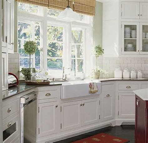 cottage style kitchens designs best 33 cottage style kitchen cabinets and photos cottage