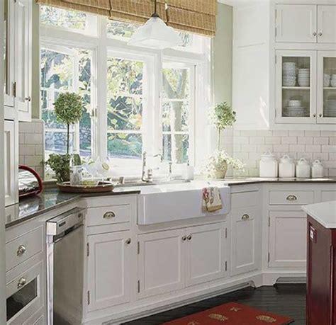 cottage style kitchen cabinets   alinea