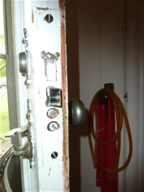 Commercial Door Knob Removal by Corbin Mortise Lock Cylinder Removal Doityourself