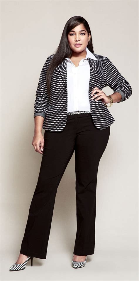 Plus Size Work Wardrobe by Plus Size Work Career Best Page 9 Of 12