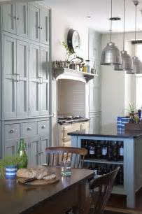 victorian kitchen transformation by landmark kitchens victorian style kitchens with wooden island and stools and