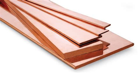 Copper Bar Flat Bar Copper Distribution And Solutions In Non