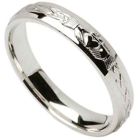 Celtic Wedding Bands by Wedding Rings Celtic Wedding Bands For His And Hers
